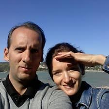 Gebruikersprofiel Mirek & Tanya