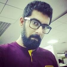 Profil utilisateur de Kapil