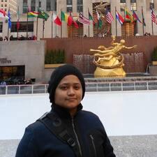 Yaissa User Profile