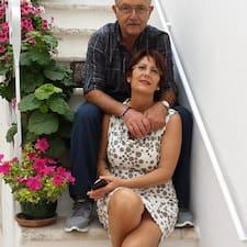 Профиль пользователя Maria & Tommaso & Ilaria