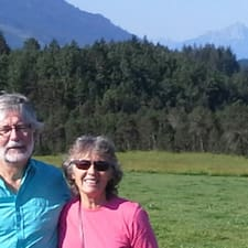 Judy And Peter User Profile