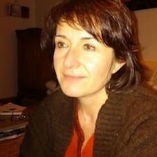 Perfil do utilizador de Christine