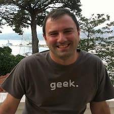 Profil utilisateur de Gregor