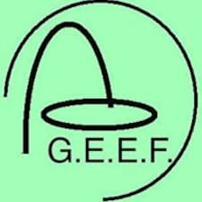 Geef is the host.