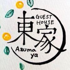 Nutzerprofil von ゲストハウス東家