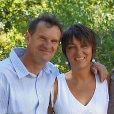 Profil utilisateur de Christine & Stéphane