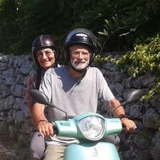 Profil utilisateur de Christine & François