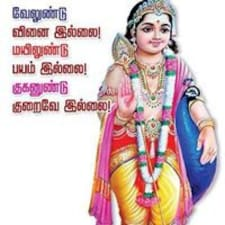Профиль пользователя Sriharan