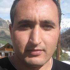 Brahim felhasználói profilja
