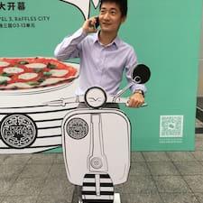 Profil utilisateur de 上夕下威