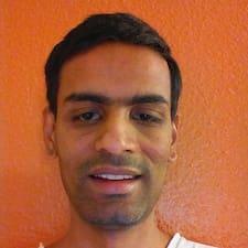 Profil Pengguna Jithin Sankar