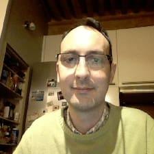 Profil Pengguna Pierric