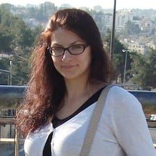 Olesya的用戶個人資料