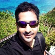 Nutzerprofil von Vinod Naidu