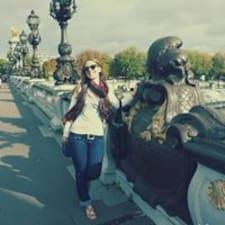Henkilön Amélie käyttäjäprofiili
