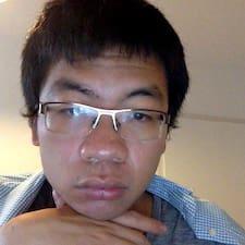 Perfil do utilizador de Luong