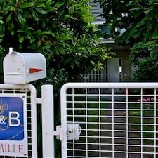 B&B Il Mille — хозяин.