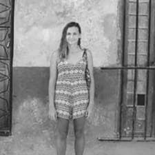 Karina felhasználói profilja