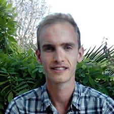Antoine felhasználói profilja