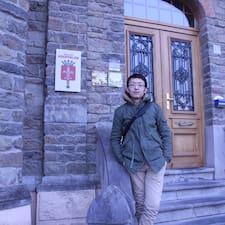 Jieqiang User Profile