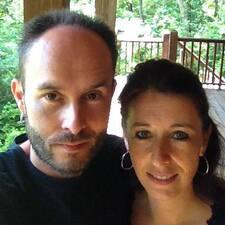 Profil utilisateur de Gianni & Tamara