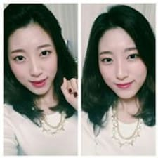 Profil utilisateur de Eun