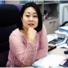 Perfil do utilizador de Hikyung