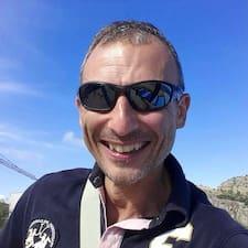 Maximo Vincenzo - Uživatelský profil