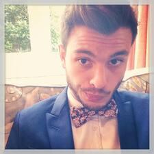 Yohan felhasználói profilja