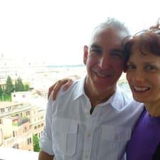 Ken & Andrea felhasználói profilja