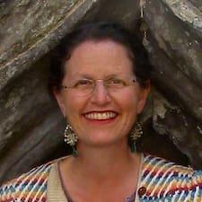 Diana felhasználói profilja