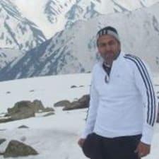 Muhammed User Profile