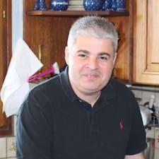 Профиль пользователя Evangelos