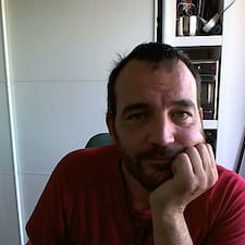Gebruikersprofiel Javier