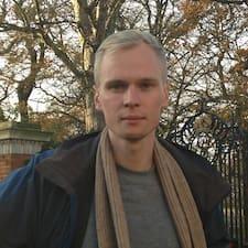 Jasper User Profile