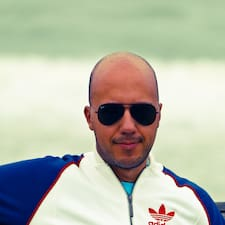 Profil korisnika Sergio Javier