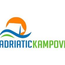 Adriatic Kampovi是房东。