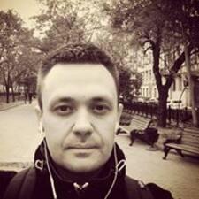 Vadim felhasználói profilja