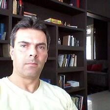 Sérgio felhasználói profilja