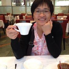 Perfil do utilizador de Tsai Ping