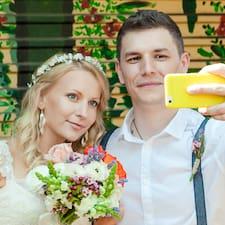 โพรไฟล์ผู้ใช้ Vasilisa & Nikolay