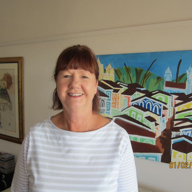 Jane's guidebook for Fish Hoek