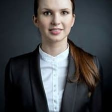 Ksenia felhasználói profilja