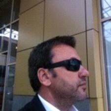 Mehmet Gurkan felhasználói profilja