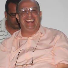 Tahar felhasználói profilja