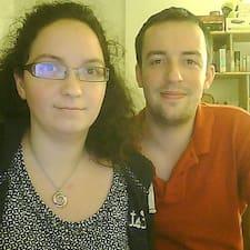 Nutzerprofil von Héloïse & Stéphane