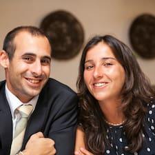 Perfil do utilizador de Joana & Francisco