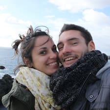 Profil utilisateur de Justine & Murat