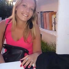 Profil utilisateur de Faustine