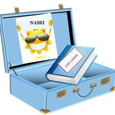 Naski è l'host.
